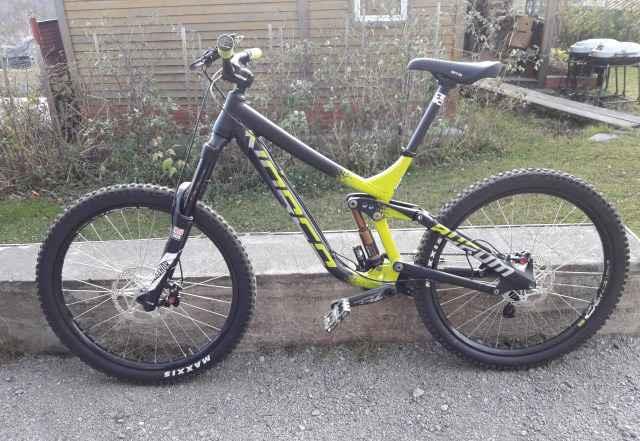 FR велосипед Norco Aurum 7.2