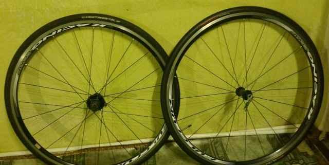 Колёса для шоссейного велосипеда Fulcrum racing co
