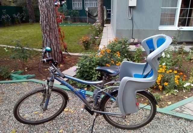 Велокресло OK Baby Body Guard