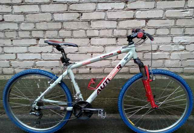 Горный велосипед author