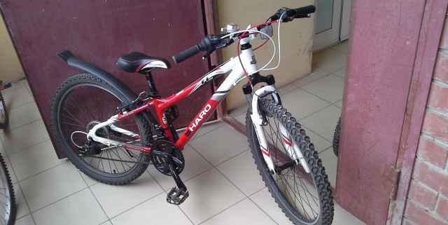 горный велосипед haro pivit FL 24