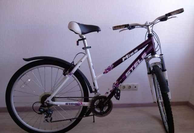 Велосипед женский miss Стелс