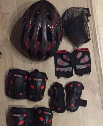 Защита, шлем,для велосипеда, скейта, роликов