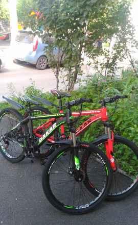 Велосипеды горные 26*2.125 колеса