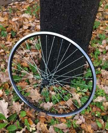Колесо велосипедное 26, заднее