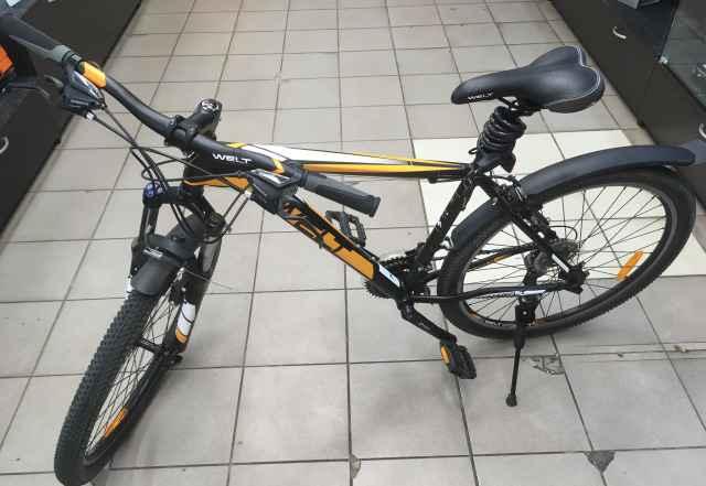 Велосипед Welt 1.0 V 2017