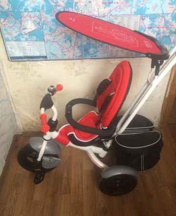 Трехколесный велосипед Рич-toys новый