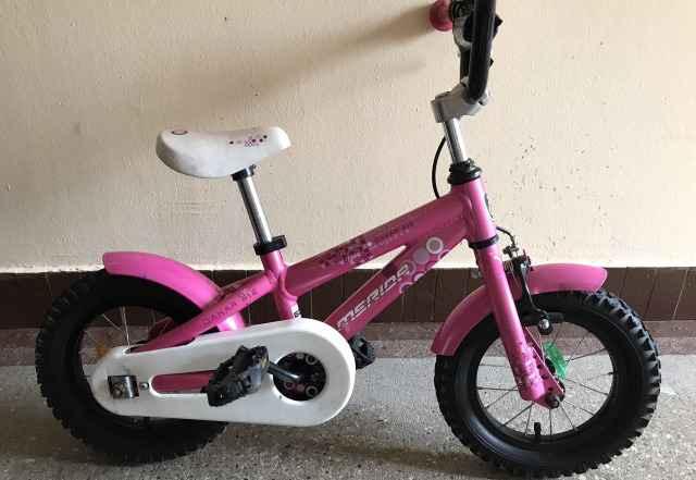 Детский велосипед Merida dakar 612