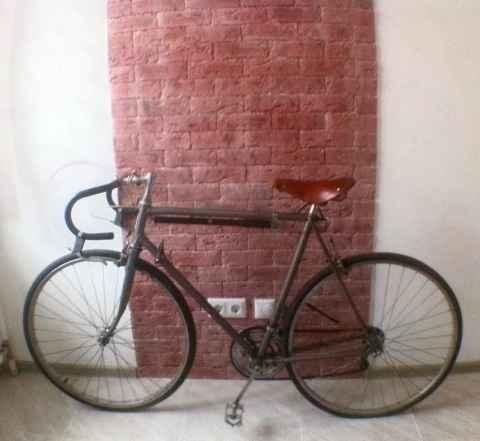 Хвз шоссейный велосипед