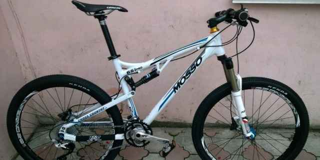 Велосипед горный mosso Кросс Кантри