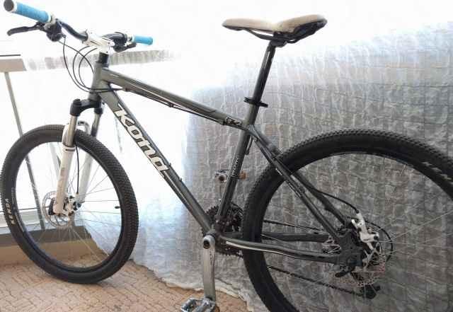 "Велосипед кросс-кантри Kona Manomano (2012) 20"""