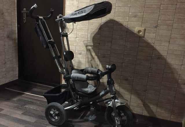 Трехколёсный велосипед Moby Kids