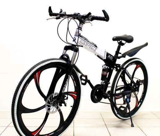 Велосипеды на литых дисках Фэтбайки. Большой выбор