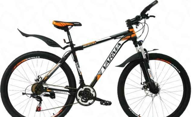 Велосипед varma dragon h72d