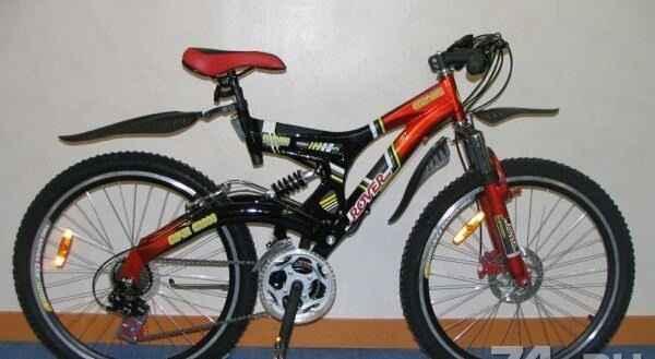 велосипед Ровер Quake