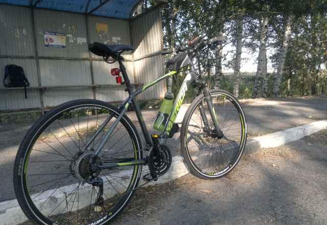 Гибридный Merida Crossway 300