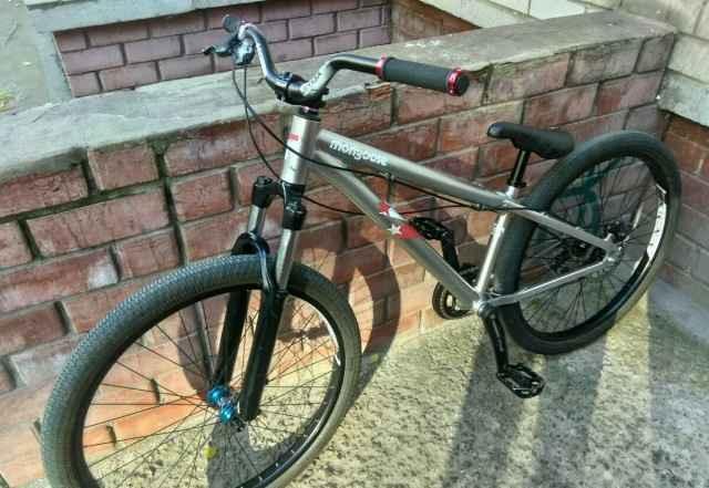 велосипед mongoose fireball ss 2014