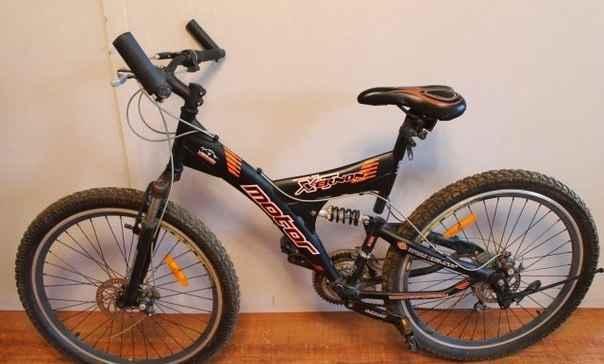 велосипед Мотор Vernon XT