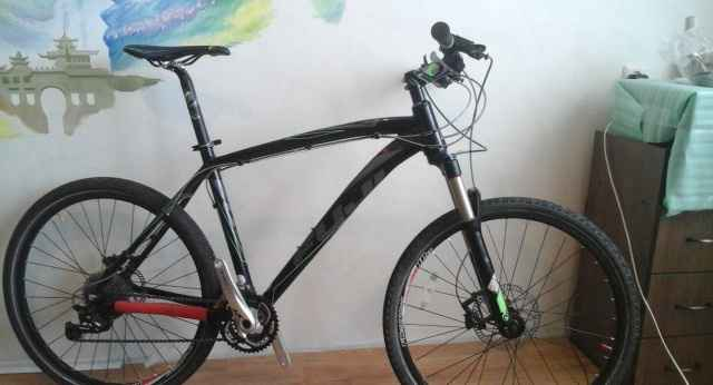 Велосипед Fuji Тахо 1.0 Hardtail Байк