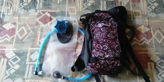 Вело-рюкзак Dakine с гидратором