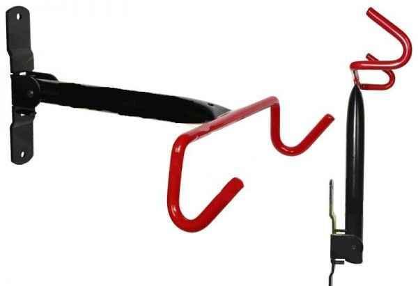 Крепёж на стену для велосипеда новый