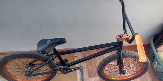 BMX возможен торг