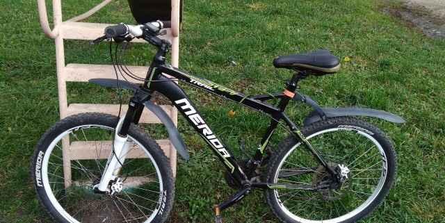 Велосипед Merida tfs trial 300