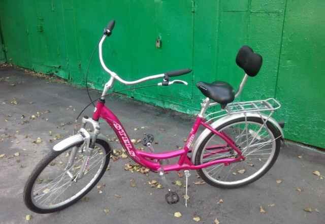 велосипед Стелс Навигатор 290