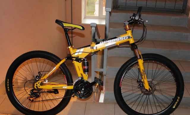 Велосипед горный Begasso