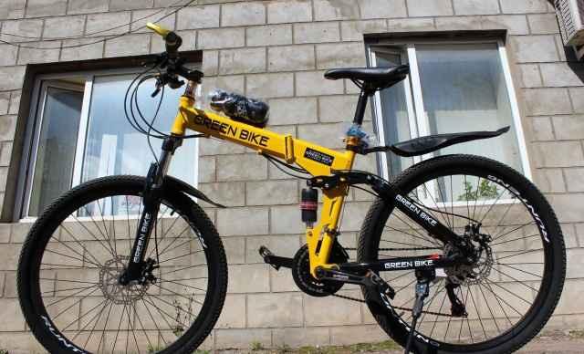 Велосипед,LandRover, премиум,009,2017
