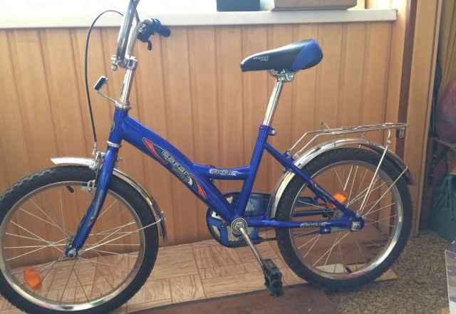 Велосипед детский Сафари proff 18
