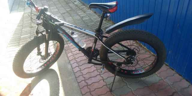 Велосипед фэт байк