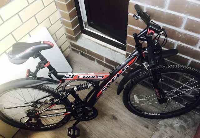 горный велосипед Стелс Фокус 21