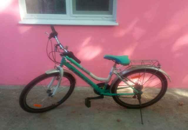 Подростковый женский велосипед Kinetic