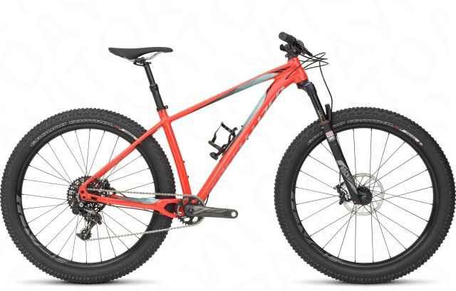 Велосипед Specialized Fuse Pro 6Fattie