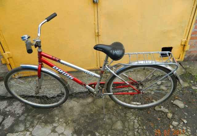 новый велосипед Орион 1100