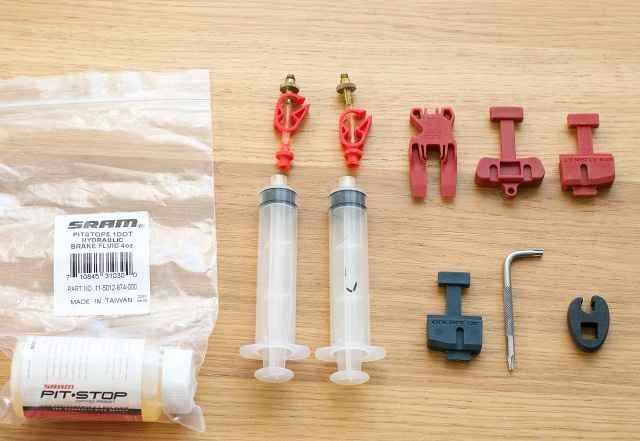 Avid Bleed Kit - набор для прокачки тормозов