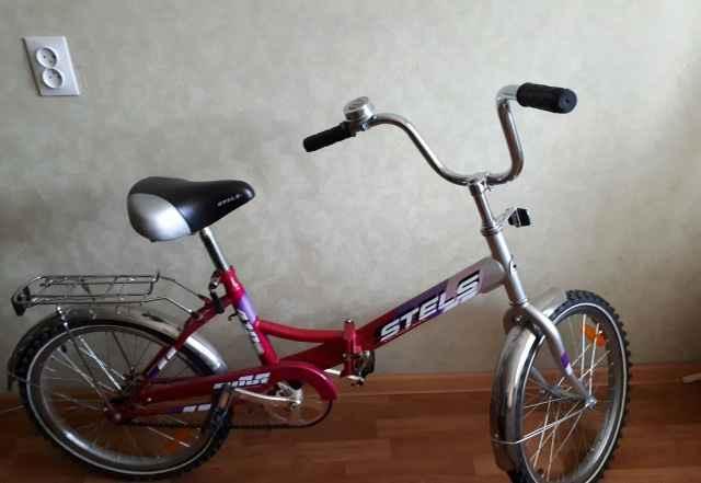 Складной велосипед Стелс Пилот 410