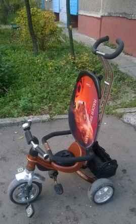 Велосипед Капелла Рейсер trike Гранд bronze