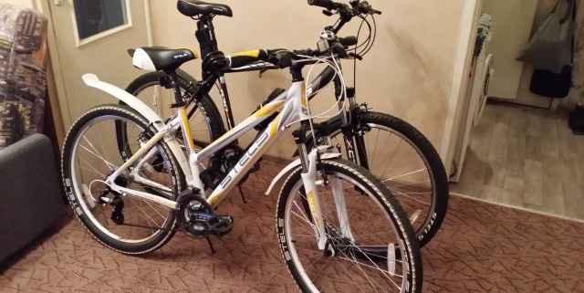 Велосипеды Стелс - б/у 2 штуки