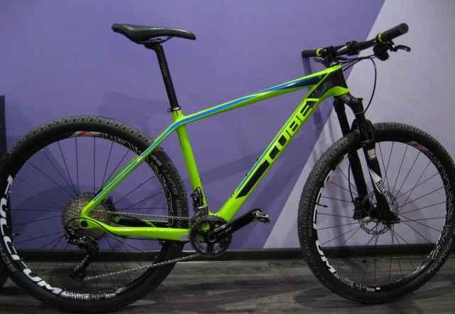 Велосипед Куб Reaction ГТС SL 27.5 карбон