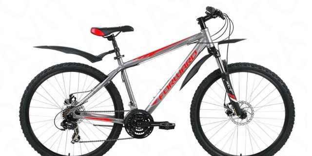 новый велосипед Форвард Apache 2.0