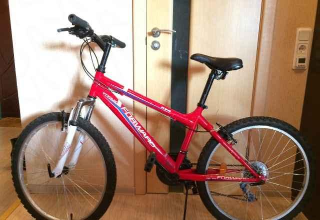 Велосипед подростковый Форвард Титан 525