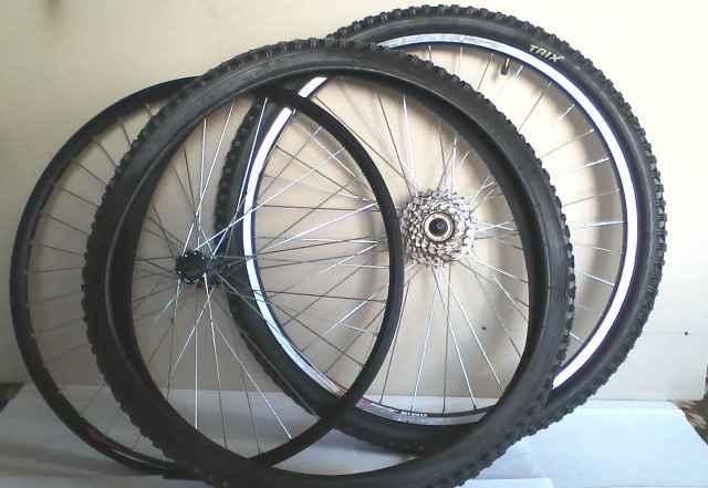Немного велозапчастей