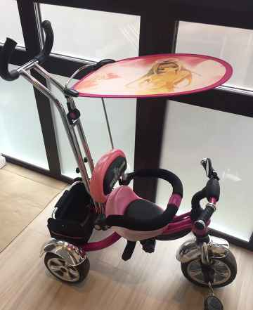 Детский велосипед Funny Ягуар Лексус Trike