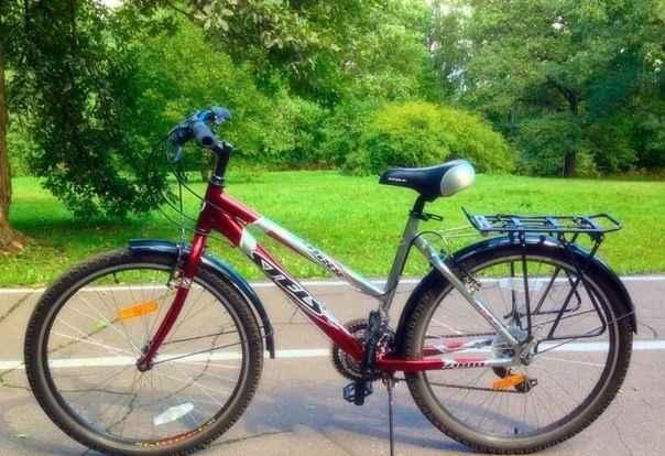 Велосипед женский-детский Стелс Miss 7000 (2016)
