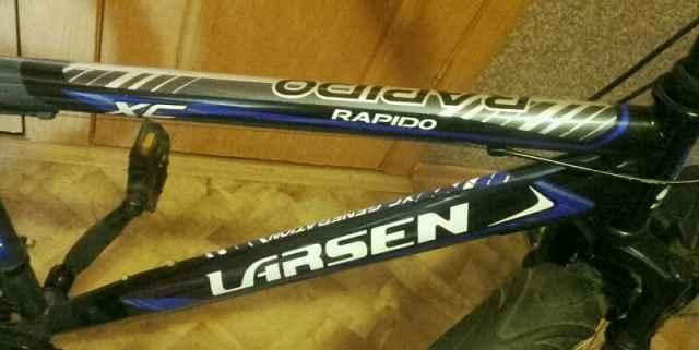 Велосипед Larsen Рапидо XC