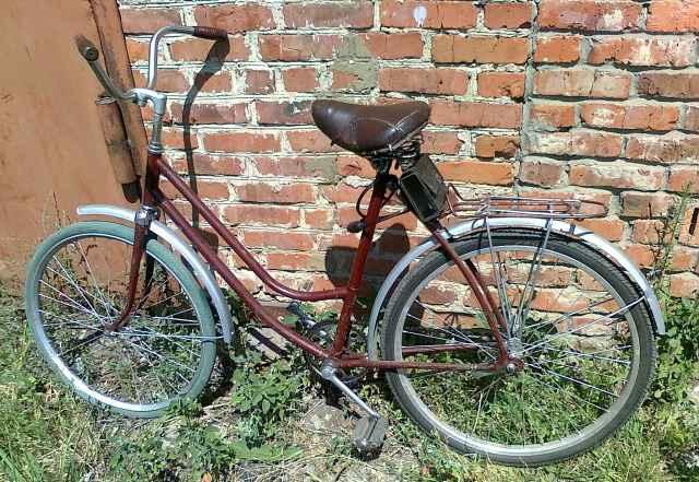 Велосипед дорожный подростковый