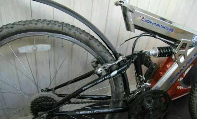 Велосипед горный Джип comanche scrambler