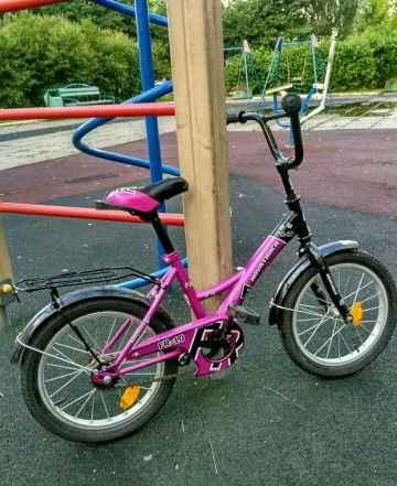 Велосипед детский новатрек FR10